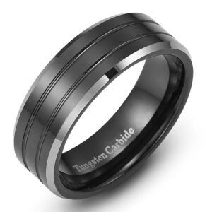 Cincin Tungsten Karbida